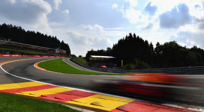 Гран-при Бельгии сможет пройти в срок