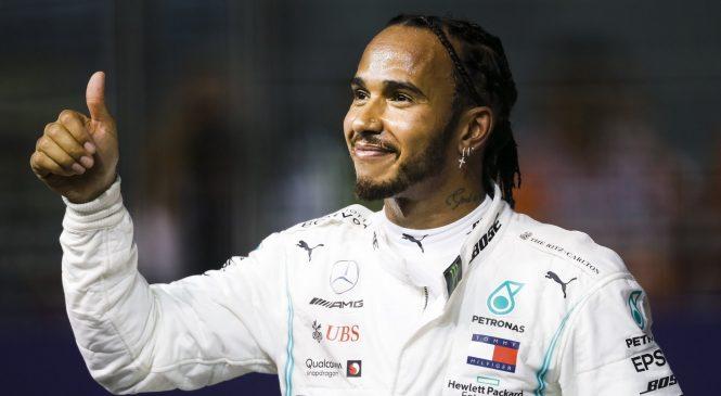"""Хэмилтон считает, что современной """"Формуле-1"""" не хватает социального разнообразия"""