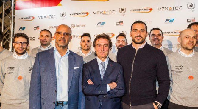 """Кампос предпримет вторую попытку прихода в """"Формулу-1"""" в 2021 году"""