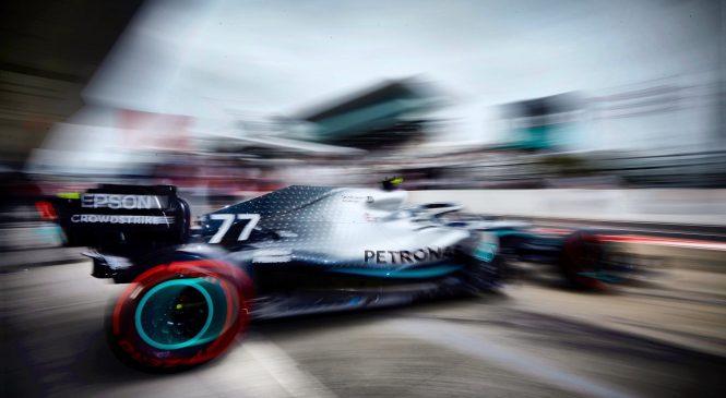 """Боттас выиграл Гран-при Японии после ошибок """"Феррари"""", Квят остался в двух шагах от очков"""