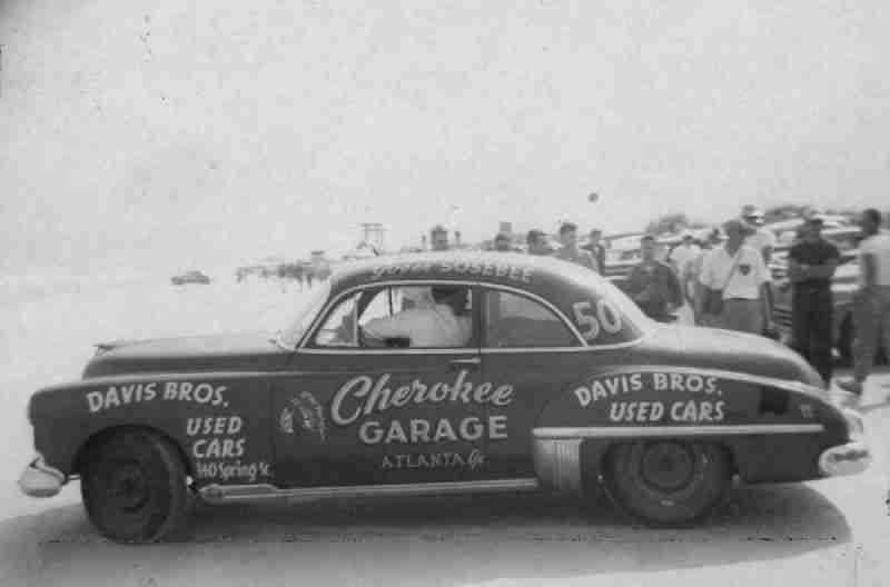 Гобер Соусби в Дейтоне в 1949-м
