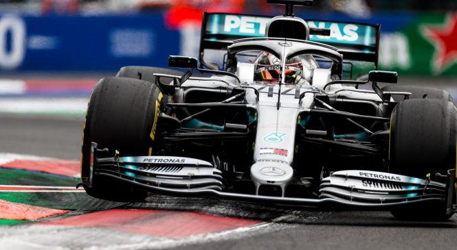 Льюис Хэмилтон выиграл Гран-при Мексики 2019 года, Квят – девятый