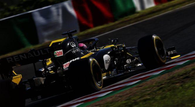 """Тормоза легальны, но нарушение всё равно есть – """"Рено"""" дисквалифицированы по итогам Гран-при Японии"""