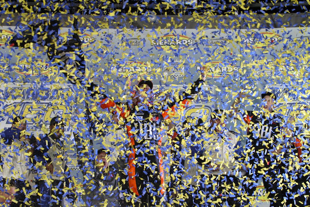 Кристиан Экес стал чемпионом серии АРКА