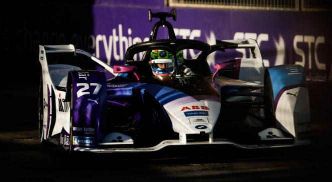 """Симс выиграл квалификацию к первой гонке стартового этапа """"Формулы-Е"""" в Эр-Рияде"""