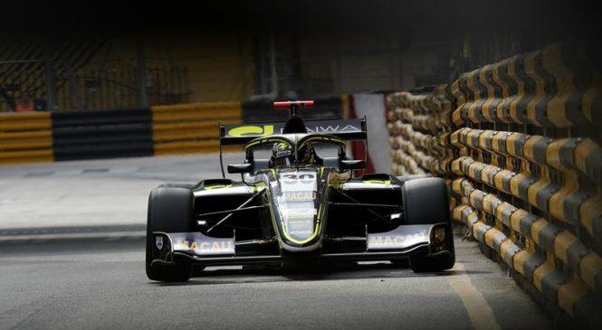 """Гонщики """"Формулы-3"""" рассказали каков новый автомобиль на трассе БП Макао"""