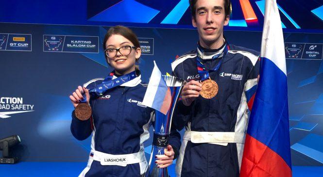 Ващук и Бушуев: Наш темп позволял выиграть в Кубке картинга-слалом