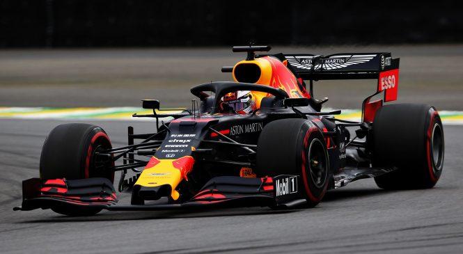 Макс Верстаппен выиграл квалификацию перед Гран-при Бразилии 2019 года, Квят – 16-й