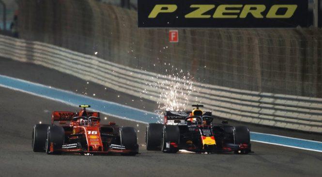 В ФИА объяснили отключение системы ДРС во время проведения Гран-при Абу-Даби