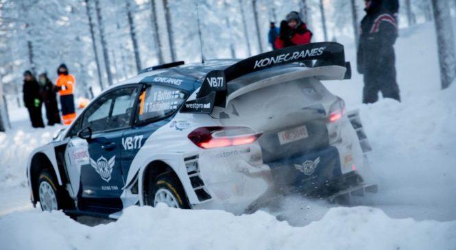 """Боттас выступит в Ралли Лапландии за рулём """"Ситроен DS3 WRC"""" в 2020 году"""