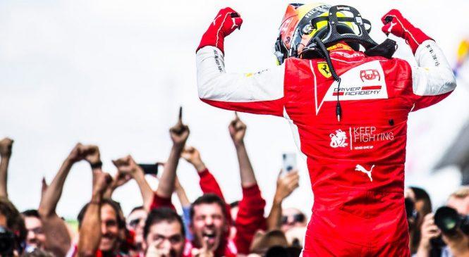 """Мик Шумахер в """"Формуле-2"""" в 2019-м: провал или успех?"""
