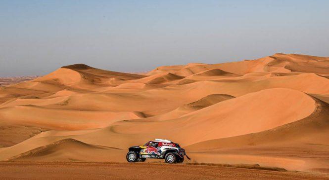 """Петрансель стал быстрейшим на 11-м этапе """"Дакара"""", опередив Аль-Аттию на 10 секунд"""