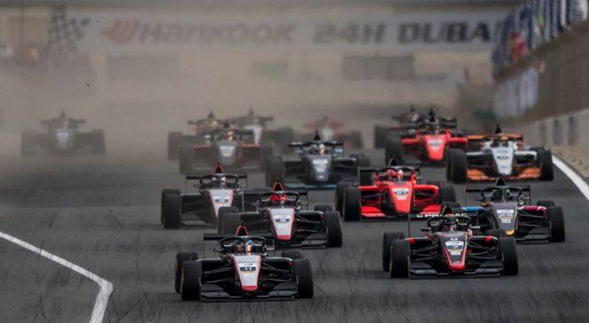 Драма в пустыне. Обзор второго этапа азиатской Ф3 в Дубае