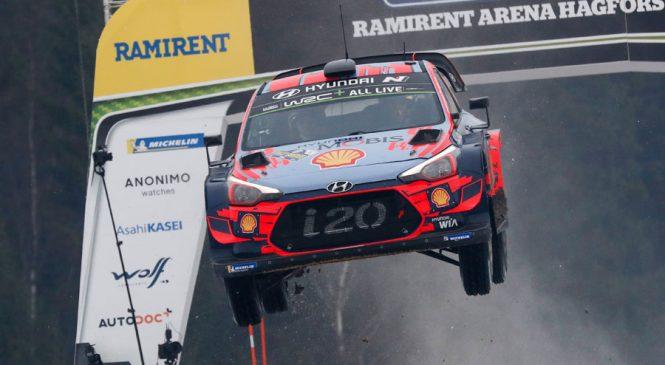 Андре Адамо: Швеция не покинет WRC