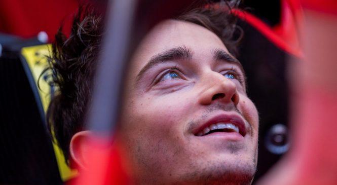 Леклер заменит Феттеля в первый день тестов в Барселоне
