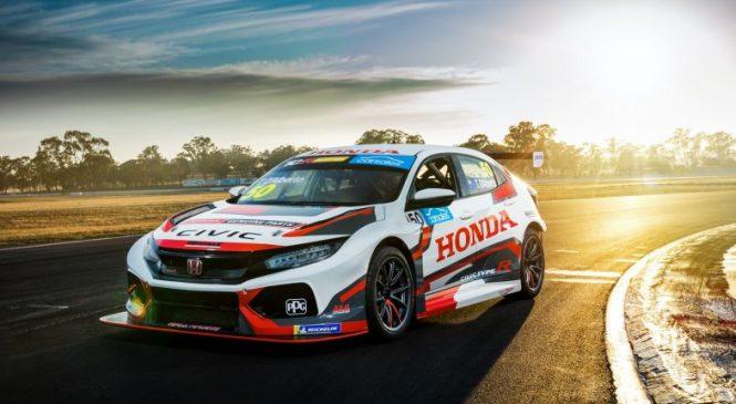 Д'Альберто стал быстрейшим на тестах австралийского ТКР в Уинтоне