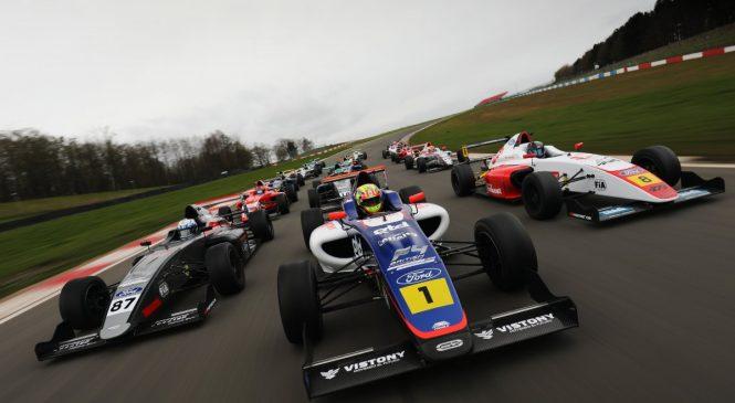 Первые этапы британских чемпионатов Ф3 и Ф4 отложены до мая