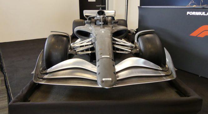 """В """"Формуле-1"""" запретили работать над машинами нового регламента"""