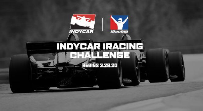 """""""Индикар"""" проведёт серию виртуальных гонок во время вынужденной паузы"""