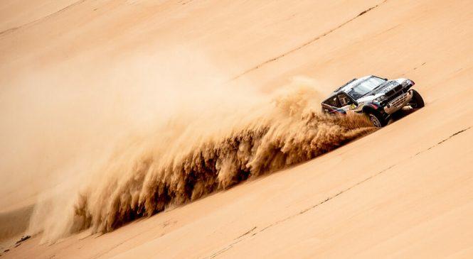 Второй этап Кубка мира по ралли-рейдам в Абу-Даби отложен