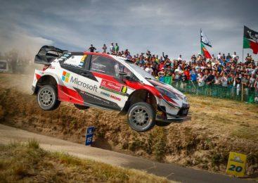 WRC объявили о переносе этапов в Португалии и Сардинии