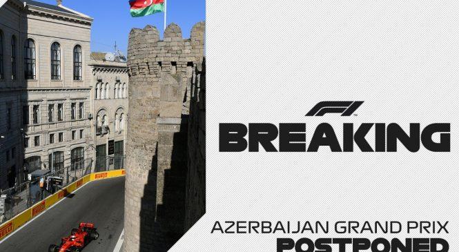 Гран-при Азербайджана перенесён на неопределённый срок
