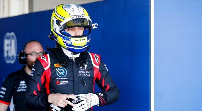 """Гьотто завершил тесты """"Формулы-2"""" с лучшим временем, Мазепин шестой"""