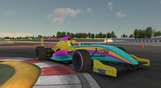 Кроуфорд выиграл этап виртуальной Ф4 в Барселоне, Несов едва не повторил лучший результат сезона