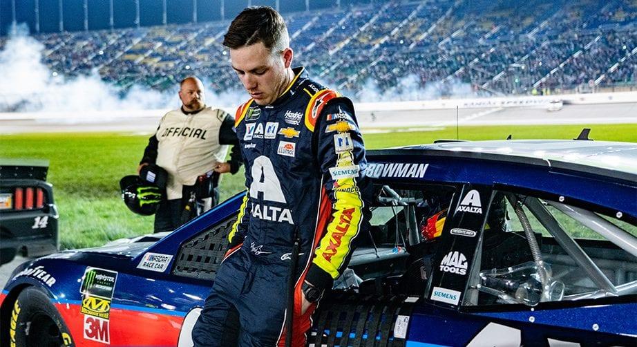 Из аутсайдера Боуман превратился в гонщика, способного бороться за победы и титул чемпиона