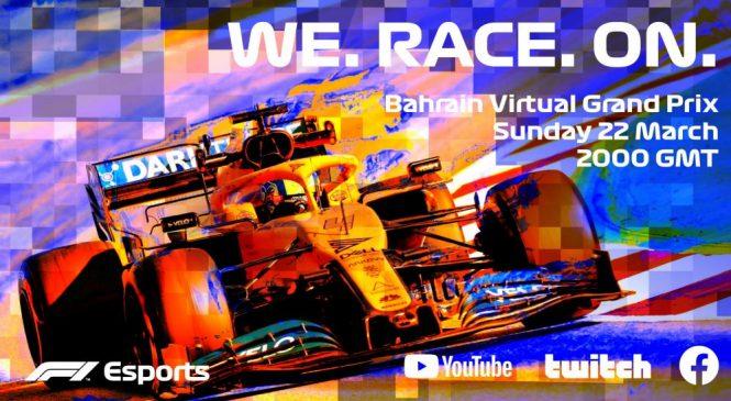 """В """"Формуле-1"""" заменят перенесённые гонки виртуальными аналогами, за """"Феррари"""" выступит Шварцман"""