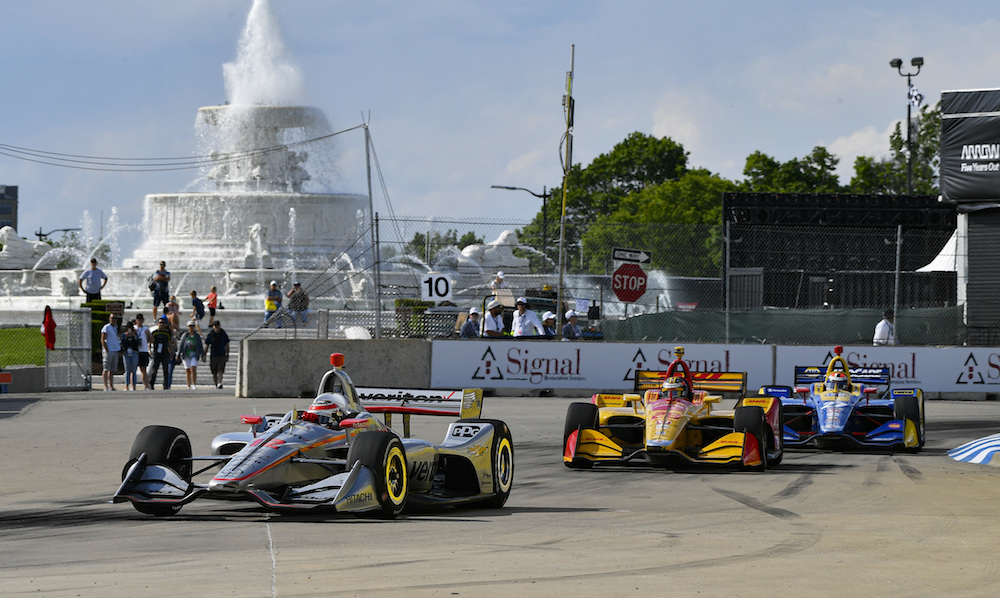 Гран-при Детройта 2019 года