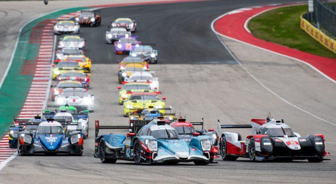 От чемпионата мира до национальных соревнований: обновленные календари серий гонок спортивных автомобилей