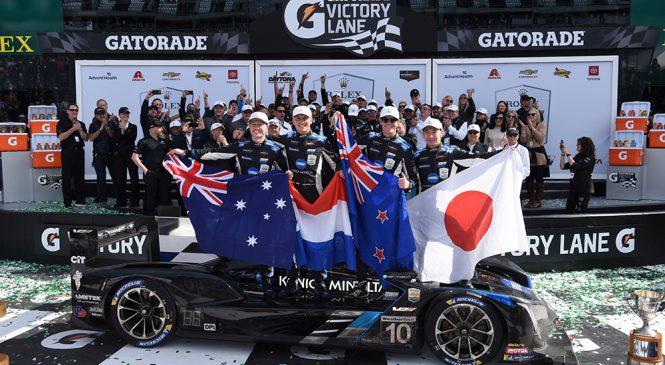ИМСА работает над возможностью въезда в США иностранных гонщиков