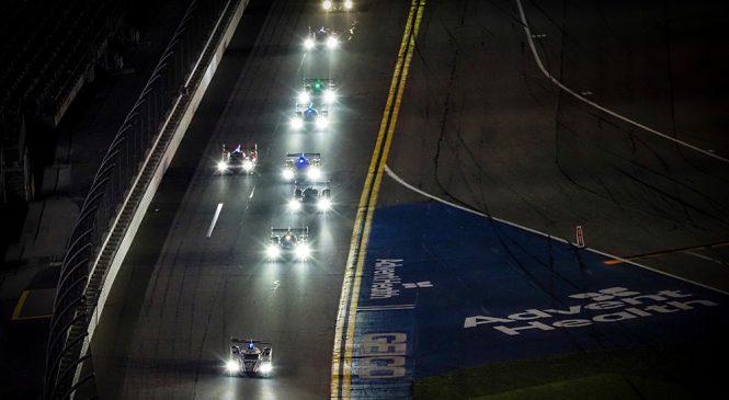 Сезон ИМСА будет возобновлен двумя спринтерскими гонками в Дейтоне и Сибринге в июле