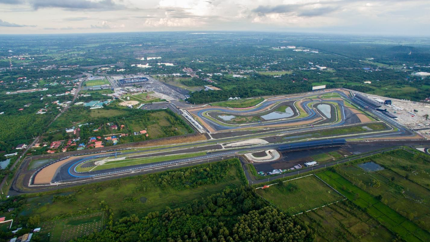 Международный автодром Чанг