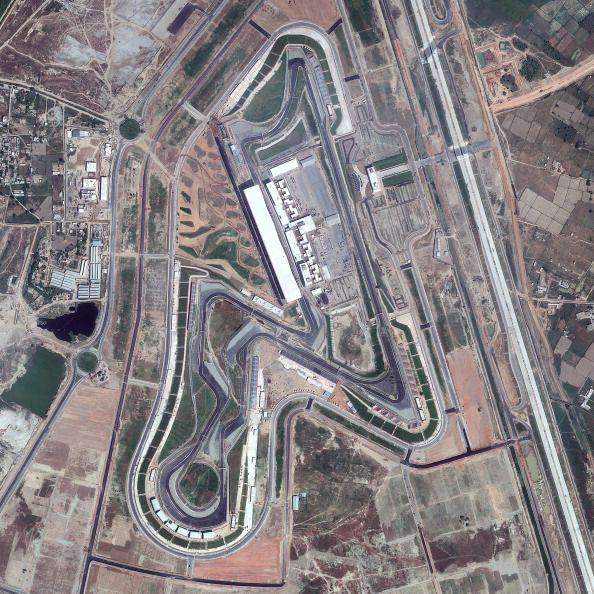 Индийская трасса для Ф1
