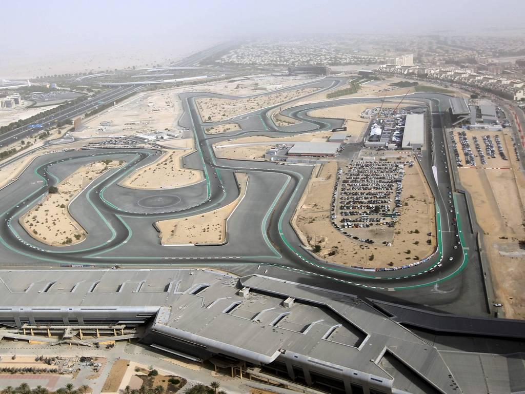 Автодром Дубаи
