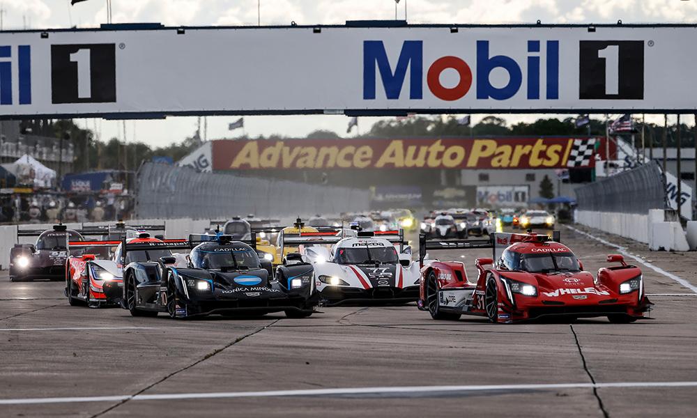 ИМСА Чемпионат Северной Америки спортивных автомобилей