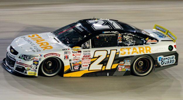 В этом сезоне никто не смог угнаться за машиной под номером 21