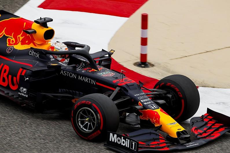 Макс Верстаппен в Бахрейне