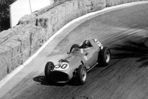 """Тони Брукс, """"Феррари 256"""", БП Монако 1959"""