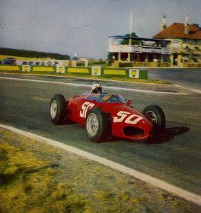 "Джанкарло Багетти, ""Феррари 156"", БП АКФ 1961"