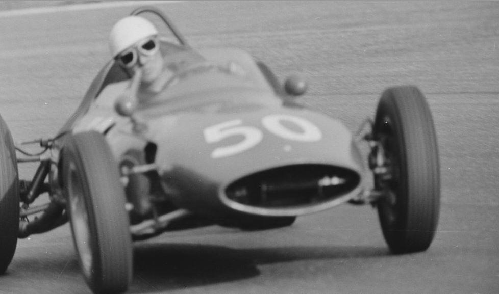 """Роберто Липпи, """"Де Томазо Ф1 002 ОСКА"""", БП Италии 1962"""