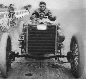 """Барни Олдфилд и """"Форд 999"""""""