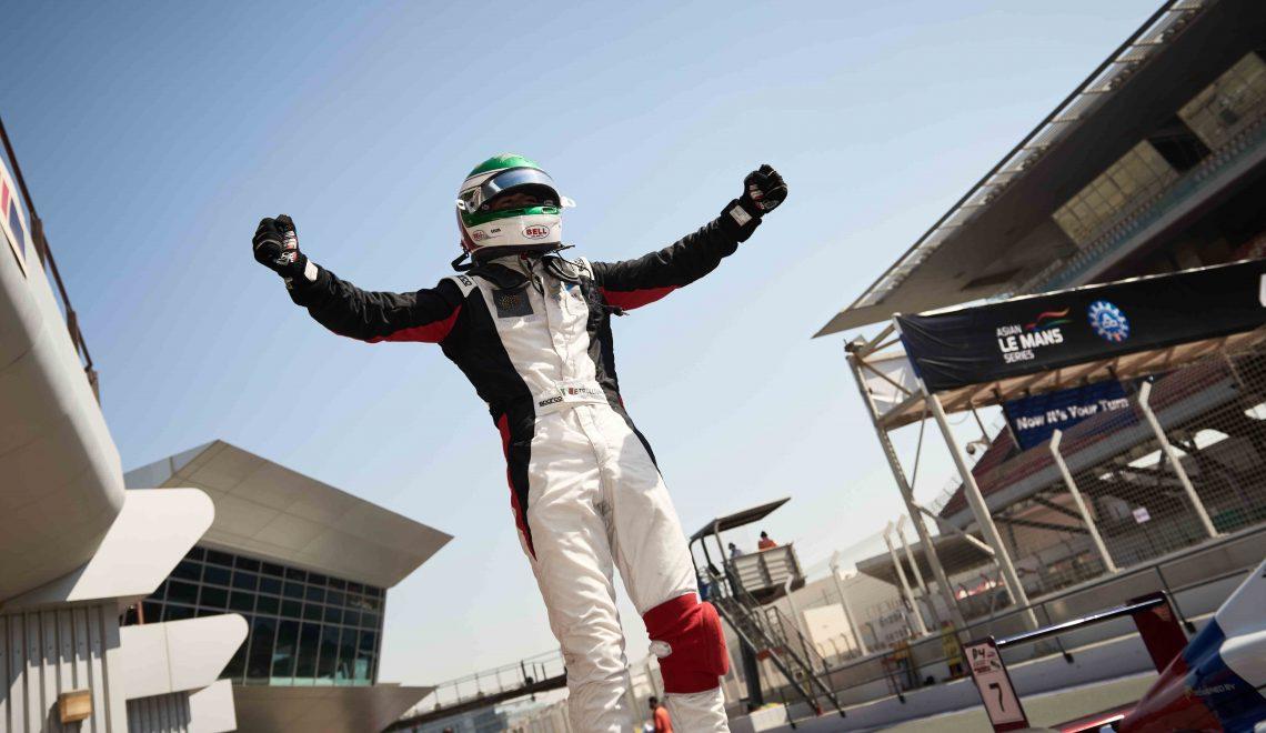 Энцо Трулли - чемпион арабской Ф4 2021 года