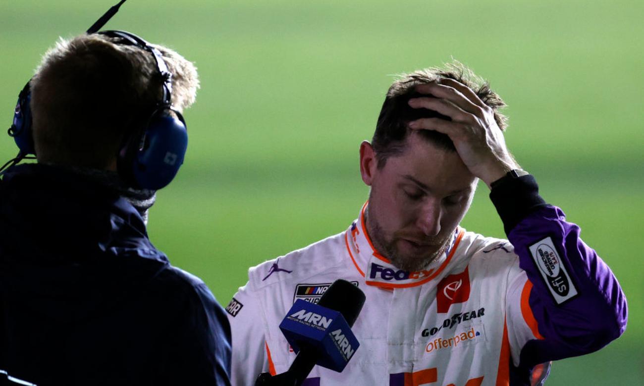 Дэнни Хэмлин является лучшим действующим гонщиком по количеству побед без чемпионского титула