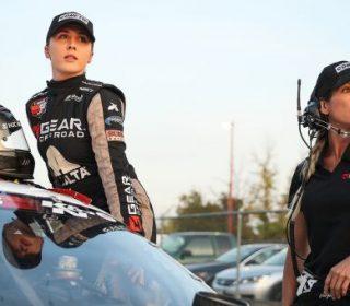 Бриджит и Сара Бёрджесс готовятся дебютировать в Западном дивизионе АРКА