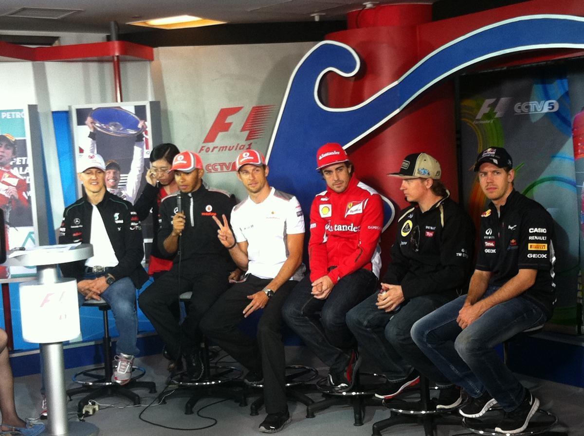 """Насколько хороши современные гонщики """"Формулы-1""""?"""
